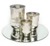 """Picture of Mirror Round Beveled Edge Set/4    15""""Diameter    Item No. 20507"""