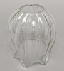 "Picture of Clear Glass Hurricane Shade Pair  4.5""Dx5.25""H  #K20914P"