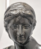 "Picture of Bronze Statue of Greek Goddess Artemis Roman Diana  | 10""W x 16.5""H 
