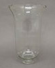 """Picture of Clear Glass Hurricane Shade for Candle Holders or Candelabras Set/2    6""""Dx9.5""""H    Item No. 05003"""